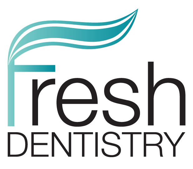 FreshDentistry design graphic logo