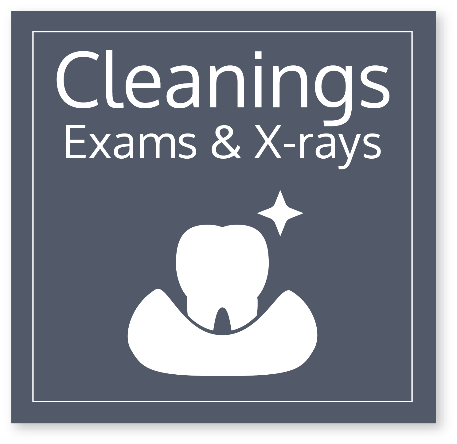 Cleanings and Exams at Fresh Dentistry